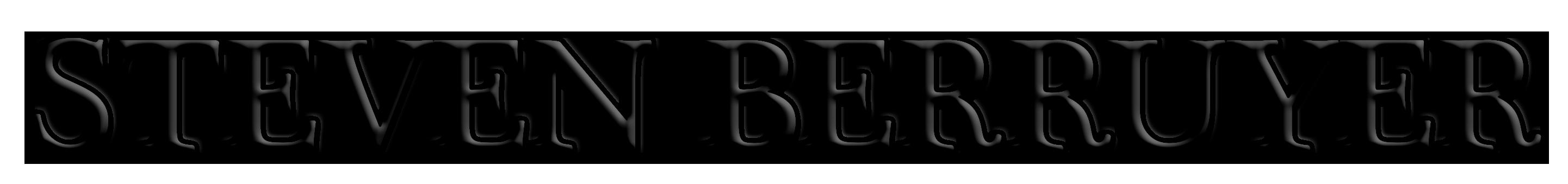 Steven Berruyer Photographe Logo