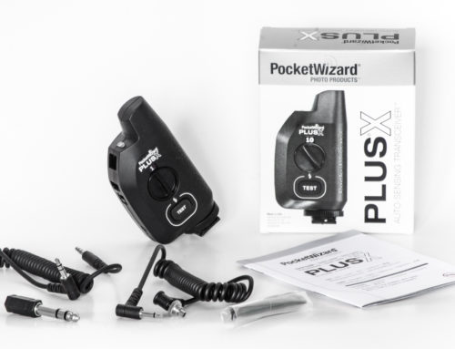 PocketWizard PlusX
