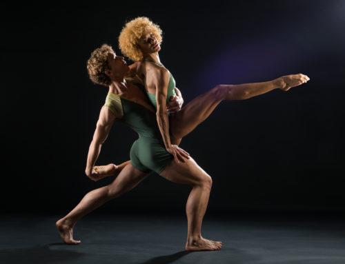 Danse avec Vanesa et Celestin
