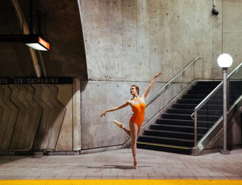 Projet danse dans le métro – Montréal 375