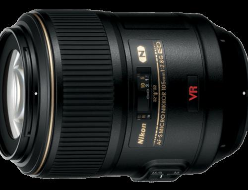 Nikon 105mm f/2.8 VR G