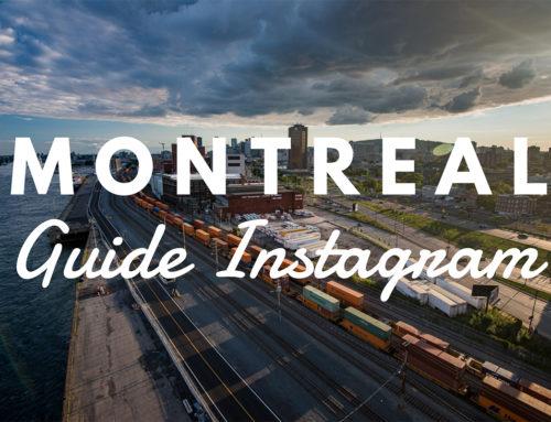 10 spots photos Instagram à Montréal